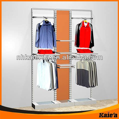 Clothing Display Racks For Trade Shows by 2014 New Kaierda Retail Display For Trade Show Booth