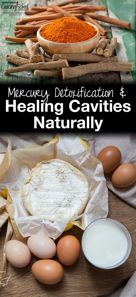 Ways To Detox Mercury From The by Mercury Detoxification Healing Cavities Naturally