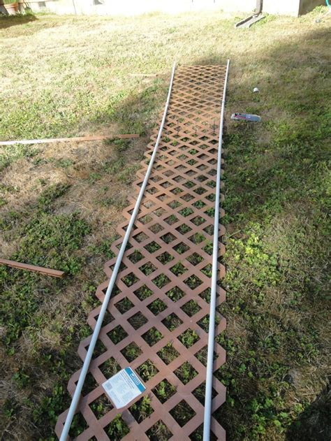 garden arch plans pvc vinyl lattice garden arch trellis abs garden org