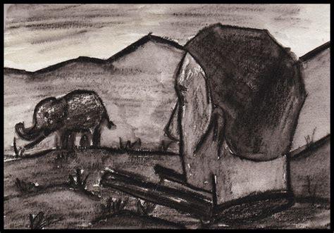 George Orwell Essay Shooting An Elephant by Shooting An Elephant By Caprascriba On Deviantart