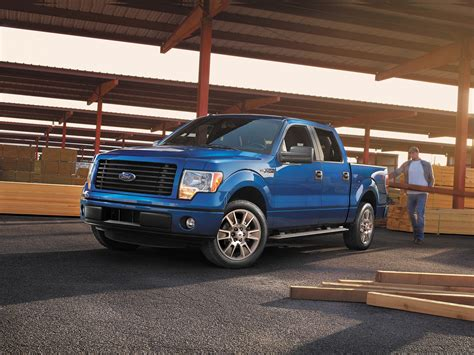 2014 Ford F150 Stx by Ford Unveils 2014 Ford F 150 Stx Stx Sport Package
