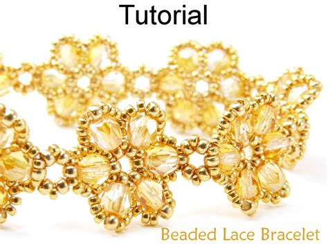 beaded flower bracelet patterns beading tutorial pattern bracelet beadweaving beaded