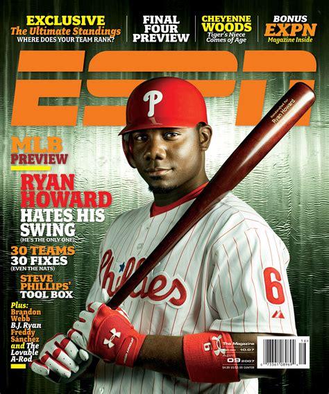 The Magazine by Espn The Magazine 2007 Covers Espn The Magazine 2007