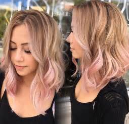 pink highlighted hair 50 best 25 pale pink hair ideas on pinterest ouai for