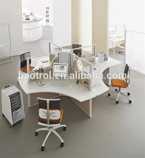 Special Table Design White Acrylic Desk Small Office Table White Acrylic Desk