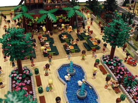 Lego Friends Park lego friends animal park the family brick
