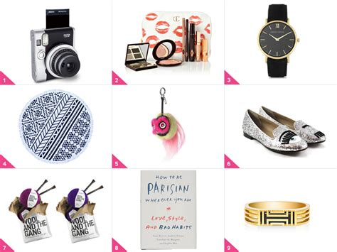 9 gift ideas for women fashion gifts clumsy chic