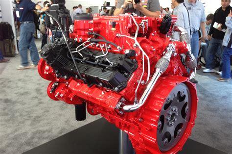 nissan cummins engine cummins isv 5 0 turbo diesel first look motor trend