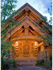 montana log homes a handcrafted montana vacation log home