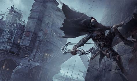 The Thief by Thief 4 Concept