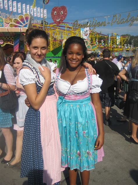 gallery of obese women from germsny oktoberfest 2011 black girls in dirndls nicole is the