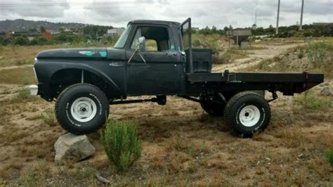 ford truck  flat bed wd  flatbed pickup