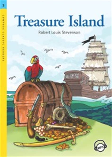 treasure island macmillan reader compass classic readers level 3 treasure island book with mp3 cd レベル 3 by robert louis