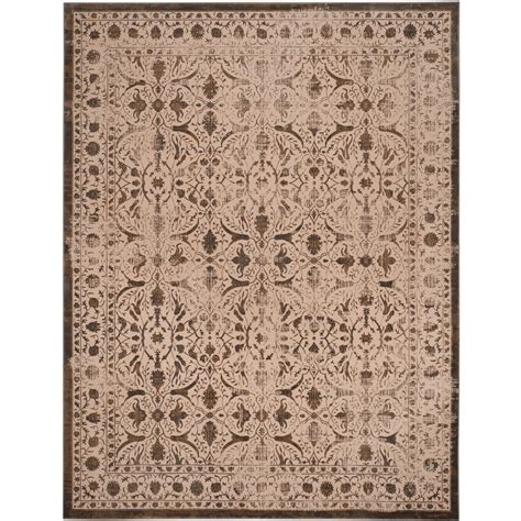 8 Ft Area Rugs by Safavieh Brilliance Bronze 8 Ft X 10 Ft Area Rug