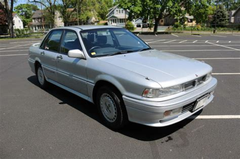 accident recorder 1988 mitsubishi galant user handbook classic 1988 mitsubishi galant vr4 jdm rhd for sale detailed description and photos