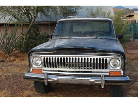 jeep chief for sale 1975 jeep chief for sale classiccars com cc