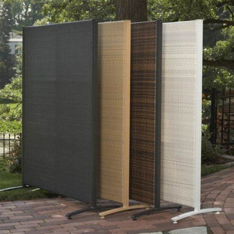 outdoor room dividers privacy screens 17 best images about back patio on planters