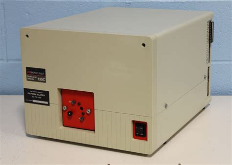 diode array detector extract refurbished perkin elmer diode array detector 135c