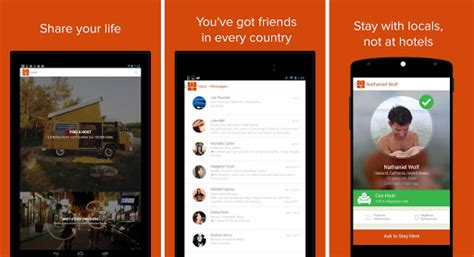 couchsurfing mobile barcelona apps whole city on your smartphone suitelife