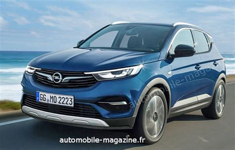 Opel Mokka 2020 by Burlappcar 2019 Opel Mokka X 2020 Buick Encore