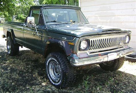 Jeep J4000 1973 Jeep J4000 For Sale Yakima Washington