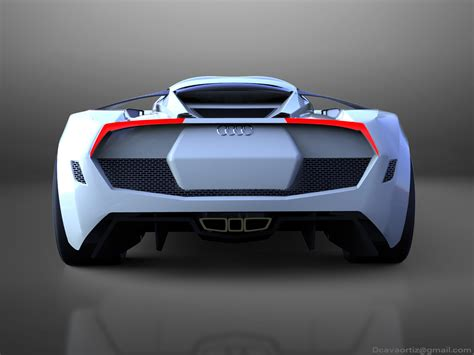 audi hypercar audi r10 hypercar concept
