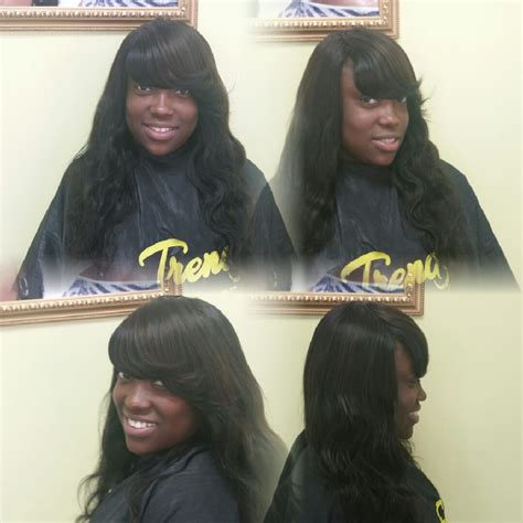 Sew In Leave Out Body Waves Yelp | full head sew in no leave out using brazillian body wave