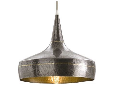 Wide Pendant Light Arteriors Home Silver With Brass 13 Wide Pendant Light Arh42414