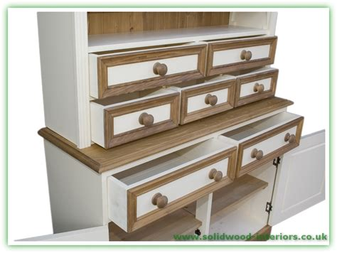 Waxed Pine Dresser by Solid Wood Interiors Gt Pine Dresser White Painted Waxed