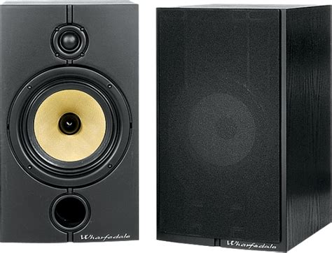 wharfedale 8 2 bookshelf speakers review and test