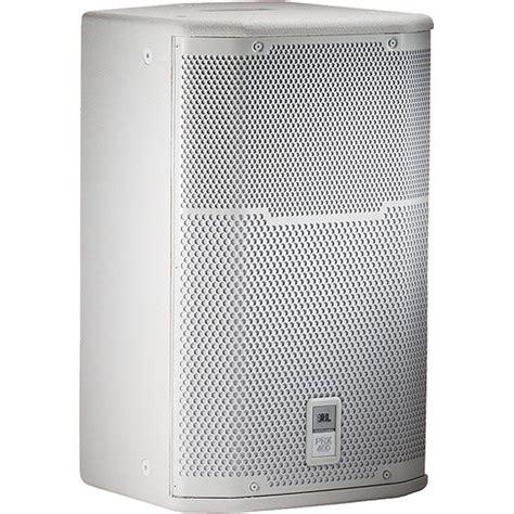 Speaker Jbl Passive jbl prx412m two way 12 quot passive speaker white prx412m wh