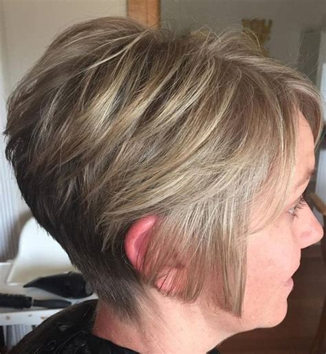 stacked bob pixie haircuts 40 short bob hairstyles layered stacked wavy and angled