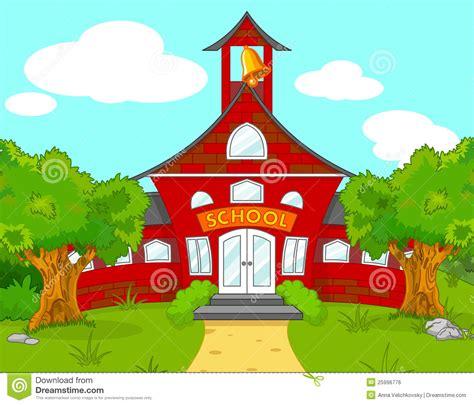 imagenes libres escuela paisaje de la escuela imagen de archivo libre de regal 237 as