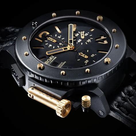 u boat watch most expensive u boat u 42 gold by italo fontana doing time pinterest