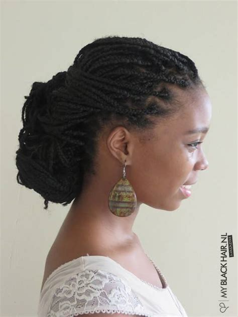 images of braids with french roll hairstyle 50 exquisite box braids hairstyles to do yourself