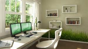 Wall Murals For Office Home Office Green Grassy Wall Stickers Decoist