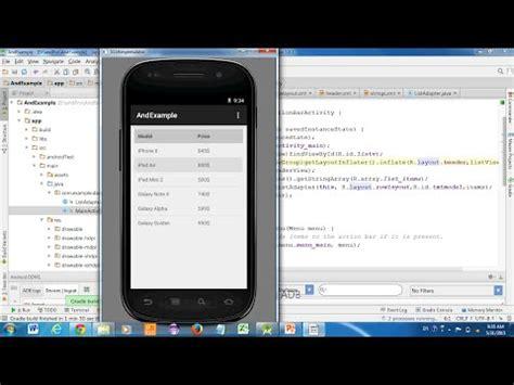 xamarin tutorial listview xamarin android tutorial expandable listview doovi