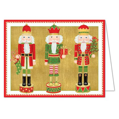 nutcracker suite boxed christmas cards paperstyle