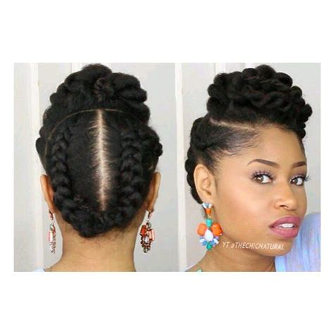 17 best images about style on pinterest updo on the 17 best images about natural hair styles on pinterest