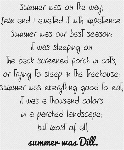 to kill a mockingbird theme growing up quotes tkam dill quotes quotesgram