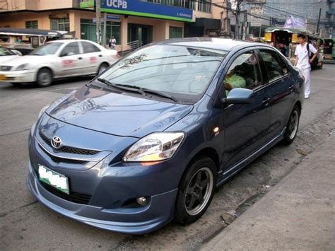 Toyota Vios 2008 Specification Meldolor 2008 Toyota Vios Specs Photos Modification Info