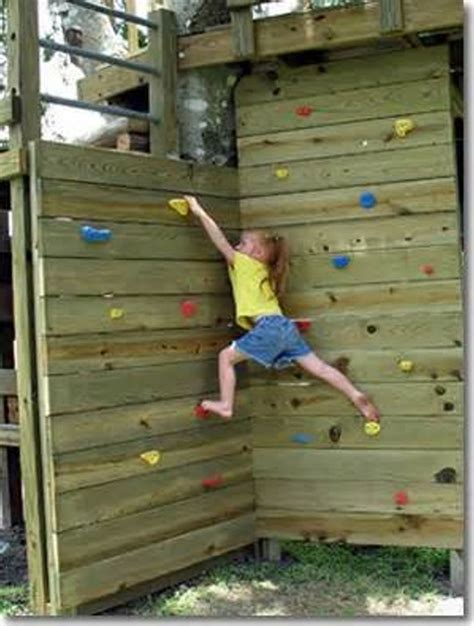 diy outdoor climbing wall x10 screw on green composite sand grip rock wall climbing