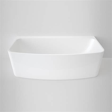 caroma bathtubs caroma bathtubs caroma urbane back to wall bath design content