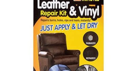 leather repair kits for couches walmart quick 20 leather vinyl repair kit vinyls masters and