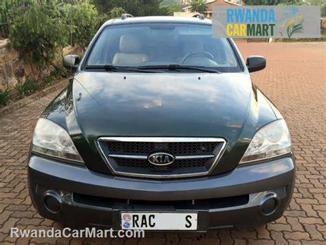 2006 Kia Sorento Fuel Used Kia Suv 2006 2006 Kia Sorento Gl 4wd Rwanda Carmart