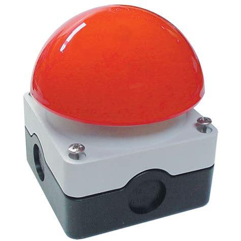 Industrial Front Door mbtx wireless emergency duress quot mushroom quot button