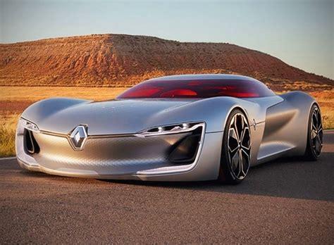 renault supercar renault trezor supercar concept leaked ahead of paris