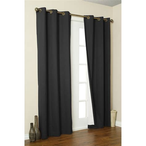 insulated thermal curtains thermalogic weathermate curtains 80x84 quot grommet top