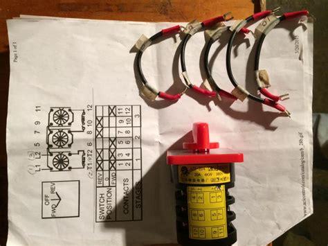 diagrams 502495 rotary 4 pole wiring diagram 4 pole