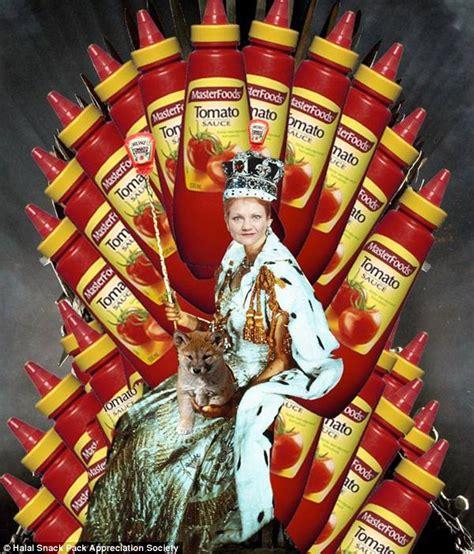 Pauline Hanson Memes - pauline hanson mocked about halal snack packs on facebook